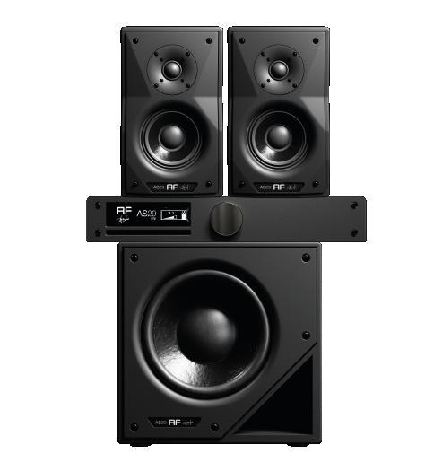 sistema as29 studiomonitor 2.1